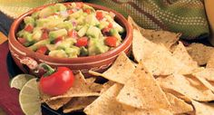 Guacamole Salsa: The humble avocado is transformed into a tasty appetizer with the help of McCormick® Guacamole Seasoning Mix. Try it at your next get-together, and be prepared to keep refilling the bowl!