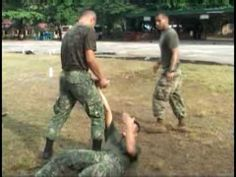 Marines share martial arts skills with Philippines counterparts