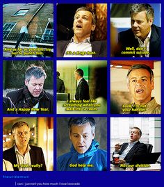 The Quotable Lestrade