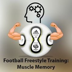 Football Freestyle Training – Muscle Memory Muscle Memory, Adidas Football, Training, Memories, Coaching, Memoirs, Adidas Soccer Cleats, Fitness Workouts, Work Outs