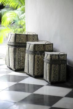 baskets from Bali