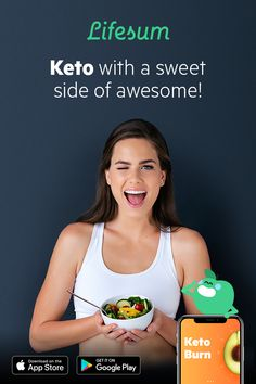 Going keto? Monitor your eating habits and get personal tips on how to improve with the Lifesum app. Get started with a ketogenic diet today! Lifesum App, Sugar Free Diet, Ketogenic Diet Plan, Sugar Detox, Detox Recipes, Shake Recipes, Food Diary, Meal Planner, Health And Wellbeing