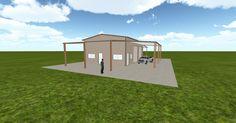 #3D #Building built using #Viral3D web-based #design tool http://ift.tt/1Q0zf98 #360 #virtual #construction