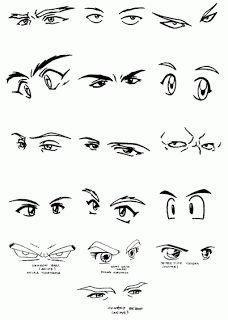 Como Desenhar Mangá?: Corpo, olhos, cabelo...