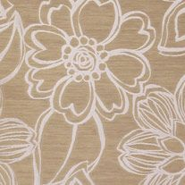 Featuring a captivating floral design, this stunning fabric simply exudes style and grace. The ideal accompaniment to a neutral decor, First Bloom Taupe will provide the perfect finishing touch to your windows.