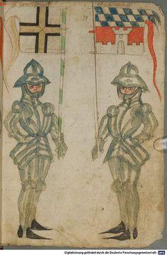 Ortenburger Wappenbuch Bayern, 1466 - 1473 Cod.icon. 308 u  Folio 29r