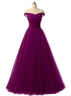 Nina A-line Tulle Prom Formal Evening Homecoming Dress Ball Gown DP 22W