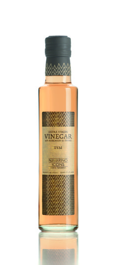 Navarino Icons Vinegar with Rosemary & Thyme Only the finest grapes are selected from young crop. Enriched over time with an aromatic infusion Net ml Sun Dried, Preserves, Gourmet Recipes, Vinegar, Whiskey Bottle, Icons, Envelope, Jaguar