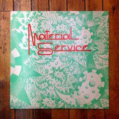 Typophonic - Album Cover Typography - Part 24