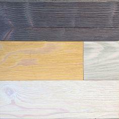Color Cladding Textured, Reclaimed Douglas Fir
