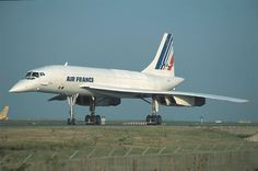 On Saturday, May 31, 1980, Braniff closed the chapter on the United States first interior Concorde SST service with the last flight departing from DFW for Washington Dulles. Braniff inaugurated SST interchange service on January 1979. Air France Concorde registered as F-BVFC (N94FC when operating for Braniff), is taxiing at Paris Roissy Charles de Gaulle Airport in October 2001. Photographer Alain Mengus