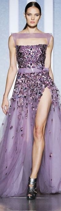 Evening gown, couture, evening dresses, formal and elegant Tony Ward...love this!