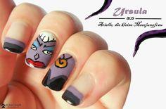 Bösewicht - Ursula aus Arielle, die kleine Meerjungfrau
