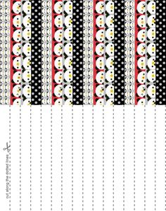 PopNFriend Pandas Star Paper by blackheartqueen.deviantart.com on @deviantART