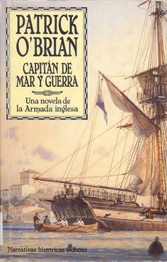 Capitán de mar y guerra, Patrick O'Brian
