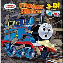 Thomas and Friends Runaway Engine 3D
