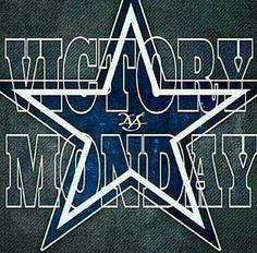 VICTORY MONDAY!!!!