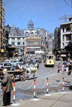 Karaköy, 1952