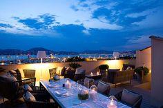 Decorado por Sybille de Margerie, el Hôtel de Paris Saint-Tropez es una leyenda…