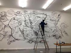 Más de Venecia: Qiu Zhijie - El unicornio y el dragón - Portal Internacional de Arte HUMA3