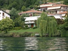 One day on Lake Orta Mansions, House Styles, Day, Home Decor, Decoration Home, Room Decor, Fancy Houses, Mansion, Manor Houses