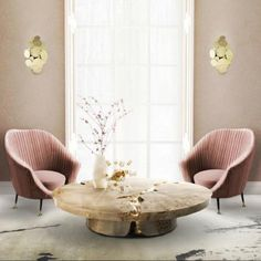 Do we need these pink tubs?? #fab #interiorinspiration #interiorandhome…