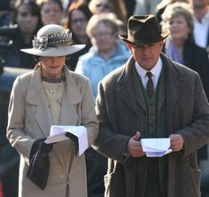 lord and lady grantham downton abbey series 6