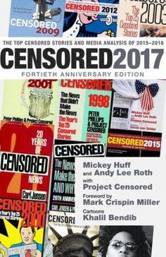 Censored 2017 book