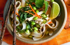 The New York Times is featuring a fantastic recipe for Vegan Pho today!