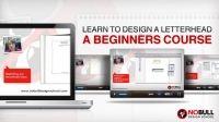 How to Create a Letterhead: Letterhead Design Tutorial | Udemy $0 #customerservice