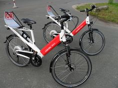 A pedelec (from pedal electric cycle) is a bicycle where the rider's pedalling is assisted by a small electric motor