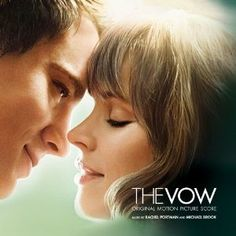 The Vow soundtrack - Repin for a chance to WIN! (U.S only).