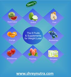 Here are the top fruits and health supplement that aid in fat burning and weight loss. Keep in mind that these have to be complemented with a healthy and active lifestyle for best results! Please visit http://goo.gl/gt1NOE to buy Shrey's Slimyano for Weight Loss at flat 20% off, available now at ₹ 302!