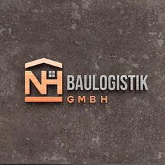 NH Baulogistik GmbH braucht sein erstes Logo und ein Webdesign Logo N Logo Design, Web Design, Graphic Design, Floral Invitation, Invitation Templates, Invitations, Greek Decor, Custom Logos, Simple Logos