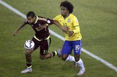 Brasil vs. Venezuela: en Mérida por fecha 10 de Eliminatorias.