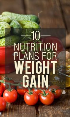 10 plans to gain weight