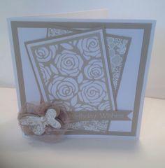 Stampin up artisan embellishment kit x