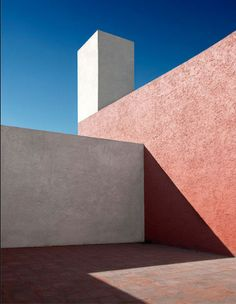 Casa-Estudio, Luis Barragan, 1948, Mexico City, Mexico