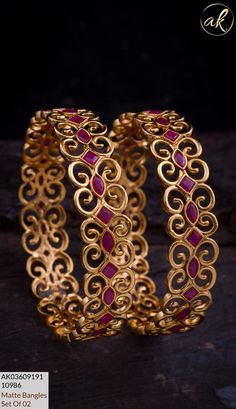 Gold Wedding Jewelry, Bridal Jewelry, Gold Jewelry, Baby Jewelry, Gold Bangles Design, Gold Jewellery Design, Antique Jewellery Designs, Jewelry Design Earrings, Indian