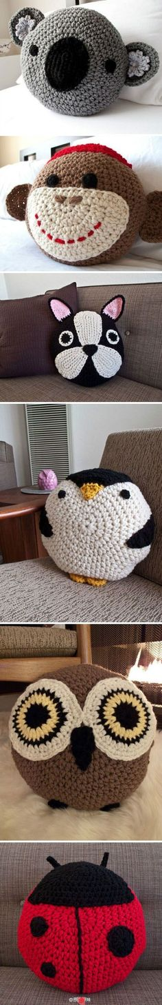 @Lynette Skelton Skelton Skelton Bedford --are those crocheted or knitted? They are adorable!!