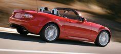 Mazda MX-5 Miata Convertible Roadster - View Pictures & Videos | Mazda USA