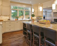 Kitchen Windows Design, Pictures, Remodel, Decor and Ideas - page 16