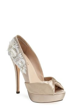75814ce18e1 Free shipping and returns on Menbur  Narke  Pump at Nordstrom.com. Tiny