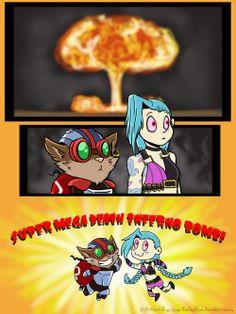 Super Mega Death Inferno Bomb