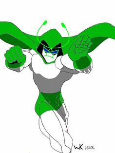 ambush bug/spectre(dc comics)