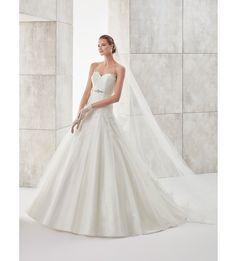 Moda sposa 2017 - Kollektion AURORA.  AUAB17945. Abito da sposa Nicole.
