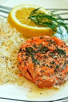 Lemon Dill Copper River Salmon Pinwheels - keviniscooking.com