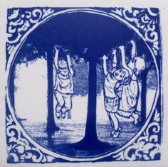 Delft Blue by Tisna Westerhof