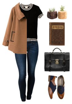 """""""Untitled #1720"""" by lbenigni ❤ liked on Polyvore featuring THVM, Kate Spade, Chicnova Fashion, Oxford and Dolce&Gabbana"""