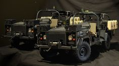 Dream Power US Army 75th Ranger Regiment Special Operations Vehicle (RSOV) - 013
